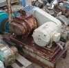 Burgess Manning Positive Displacement Rotary Blower/Vacuum Pump