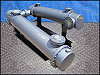 Shell and Tube Heat Exchanger Skid - 239 sq. ft.