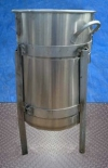 Tank Stainless Steel - 20 Gallon