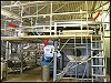 Commercial Mfg. & Supply Co. Stainless Steel Vibratory Screening Conveyor
