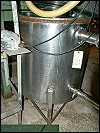 Stainless Steel Single Wall Tank - 95 Gallon