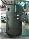 2007 Fulton Thermal Corporation Natural Gas Fired Steam Boiler – 50 HP
