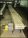 Stainless Steel Conveyor - 12 in. W x 22 ft. L