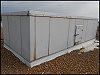 1996 King Penthouse 4-Fan Low-Temp Blast Evaporator - 34 tons