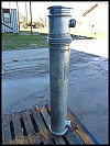 1995 Contherm Heat Exchanger Barrel - 6x6