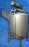 Walker Stainless Steel Mix Tank - 500 Gallon