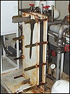 Hisaka Works, Ltd. Plate Heat Exchanger - 55 sq. ft.