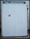 Jamison Mark IV Diamond Trac System Cold Storage Door
