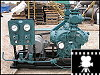 York Refrigeration Compressor System-30 HP