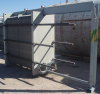 1992 APV Plate Heat Exchanger - 3,075 sq. ft.
