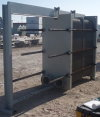 1992 APV Plate Heat Exchanger - 3,034 sq. ft.
