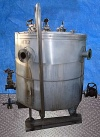 Stainless Steel Insulated Single Shell Tank- 200 Gallon