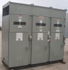 1993 Powercon Corporation 4160V Outdoor, Metal Enclosed Switch Gear