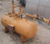 2002 Henry Technologies Chilcon Ammonia Receiver - 18 Gallons