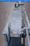 Stainless Steel Table Top Conveyor with Diverter