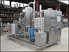 WHE Process Systems Ltd. Stainless Steel Skid-Mounted Juice Pasteurizer - 1200 GPH