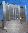 Crepaco CR5 Plate Heat Exchanger - 1337 sq. ft.