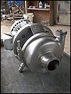 APV Puma Centrifugal Pump - 5 HP