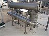 Stainless Steel Shell and Tube Pre-Heater and Condenser