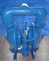 VersaMatic Aluminum Diaphragm Pump Model E2