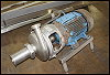 Crepaco Stainless Steel Centrifugal Pump - 10 HP