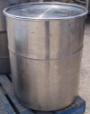 Pharmatech Ltd Stainless Steel Drum - 28 Gallons