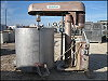Shar Systems Inc. (Disperser) Mixer with Mixing Tank – 370 Gallons