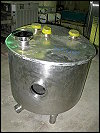 Stainless Steel Balance Tank – 23 Gallons