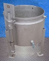 Stainless Steel Steam Jacketed Kettle- 30 Gallon