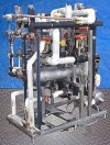 2000 Enerquip Twin Shell and Tube Heat Exchanger System - 20 sq. ft.