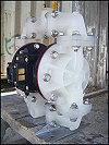 2006 Warren Rupp Sandpiper® Double Diaphragm Pump