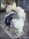 Warren Rupp Sandpiper® Double Diaphragm Pump