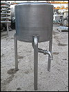 Stainless Steel Tank - 10 gallons