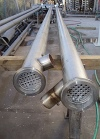 Stainless Steel Shell and Tube Heat Exchangers