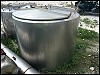 Stainless Steel Processing Tank - 600 Gallons