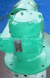 Flange Mount Gear Reduction Agitator Drive - 3/4 HP