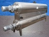 Stainless Steel Two Barrel Scrape Surface Heat Exchanger
