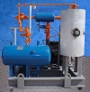 York 6-Cylinder Ammonia Compressor Package- 75 HP