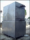 Dairy Equip. Co. 4-Plate Falling Film Plate Chiller
