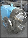 Waukesha model 320 Positive Displacement Pump