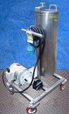 Cole Parmer Peristaltic Pump and Tank Skid