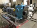 Waukesha 130 Positive Displacement Pump - 5 HP