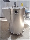 Stainless Steel Single Shell Tank-18 Gallon