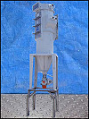 1995 Kice Industries Inc. Vertical Dust Collector