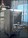 Creamery Package 3 Piston Homogenizer - 2600 PSI