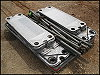 Heat Exchanger Plates – 35 Sq. Ft.