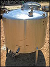 Stainless Steel Balance Tank – 120 Gallons