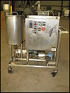 Food Additive Skid – 12 Gallons