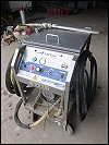 2002 Alpheus PLT-5X CO2 Miniblast™ Dry Ice Cleaner