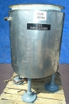 Stainless Steel Processor- 100 Gallon